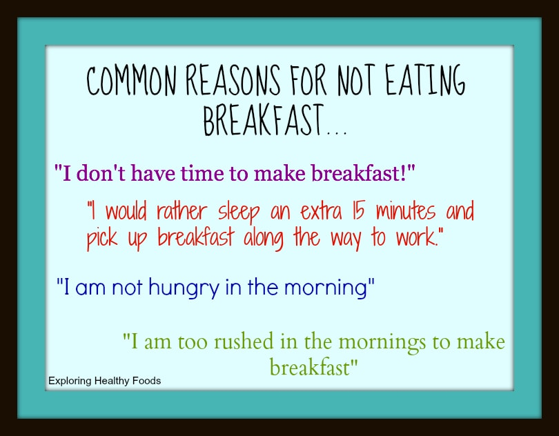 Reasons Why It Is Important To Eat Healthy Foods