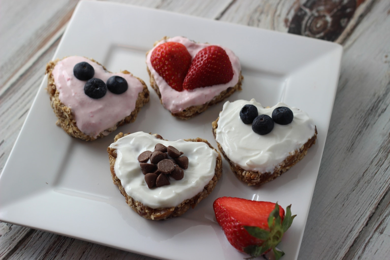 Valentine S Day No Bake Sweet Treat Exploring Healthy Foods