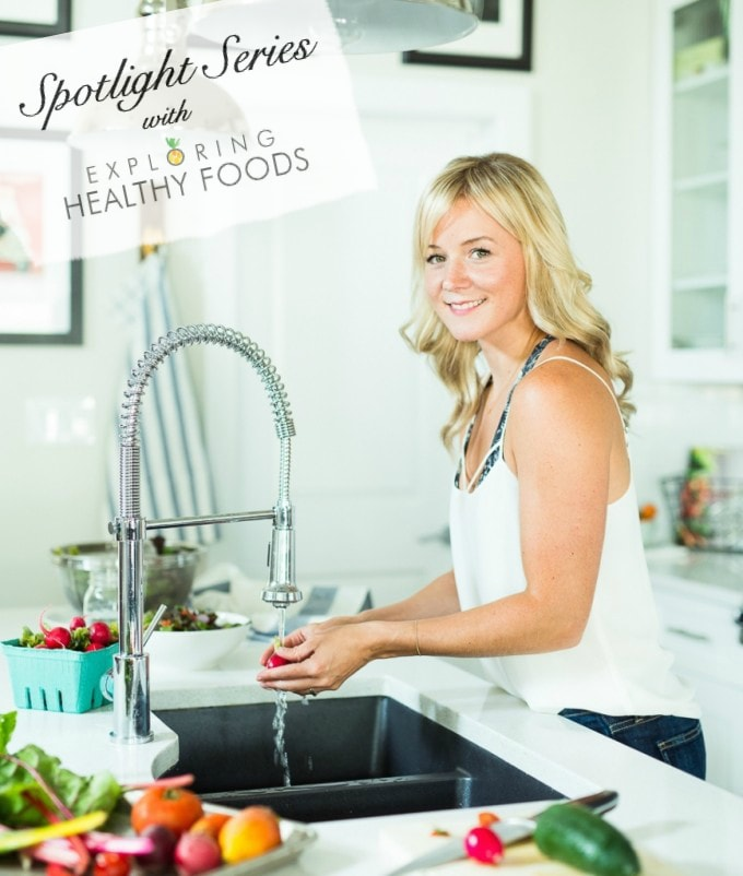 Nutritionist in the Kitch spotlight
