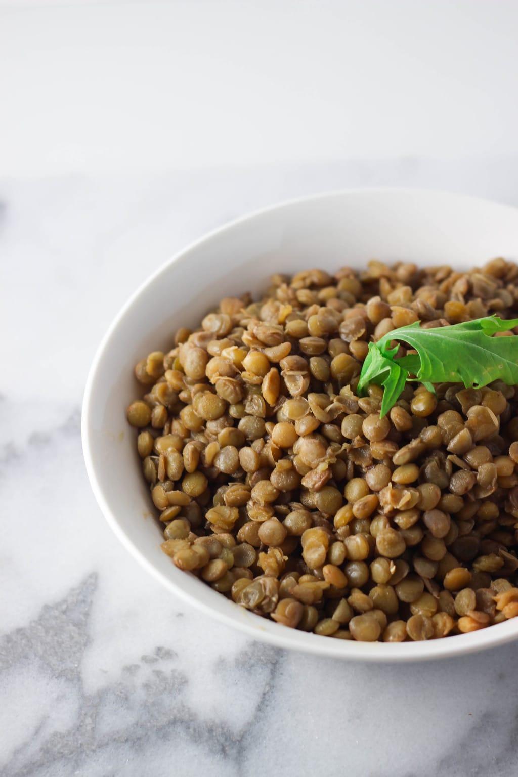 Whole Foods Lentils Recipe