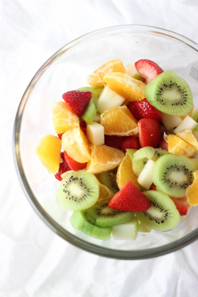 healthy fruit meals fruit salad recipe