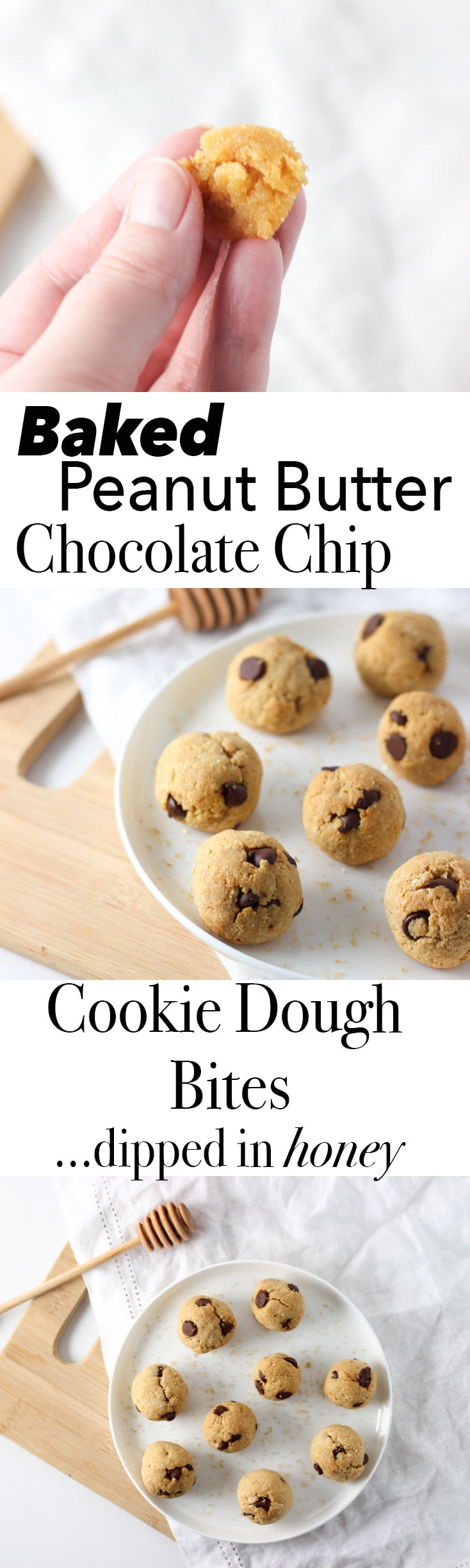 Chocolate Covered Eggless Cookie Dough Bites Recipe