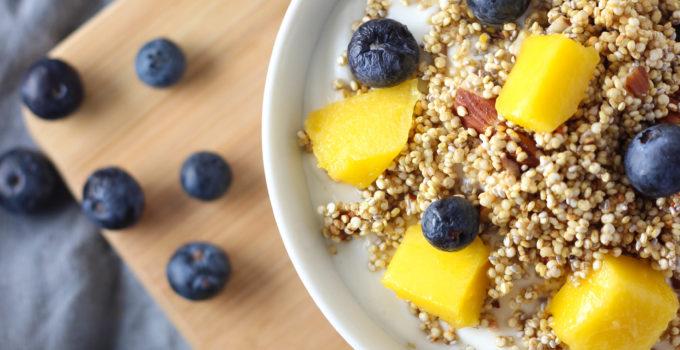 Quinoa Crunch | Breakfast Topper