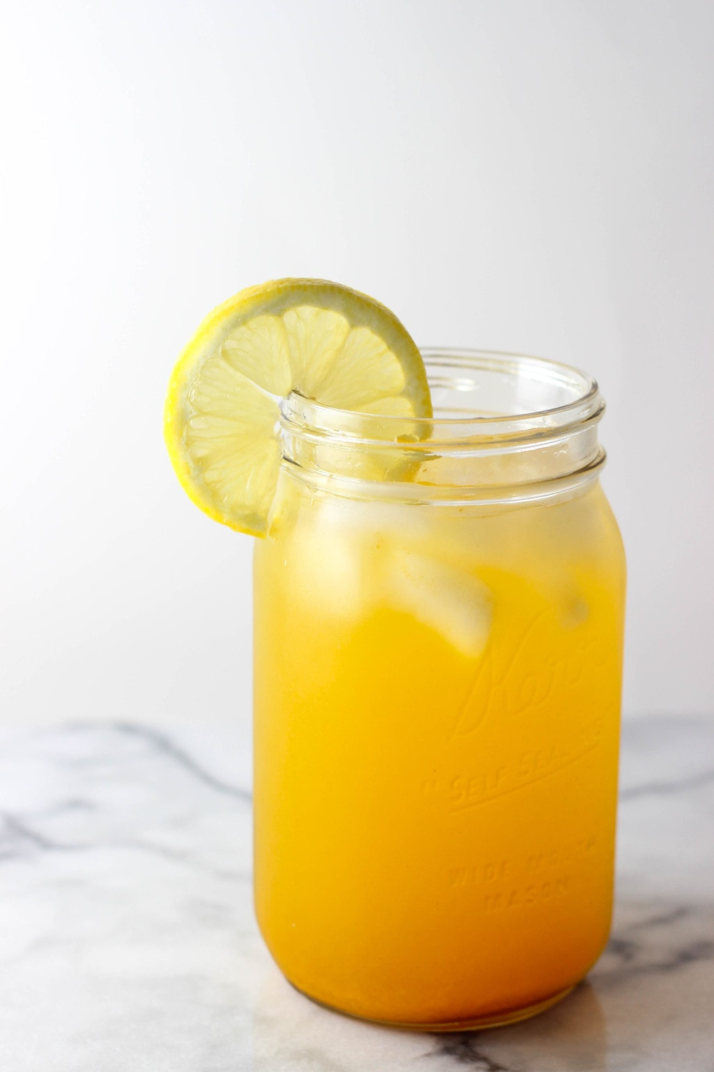 Turmeric Lemonade - Exploring Healthy Foods
