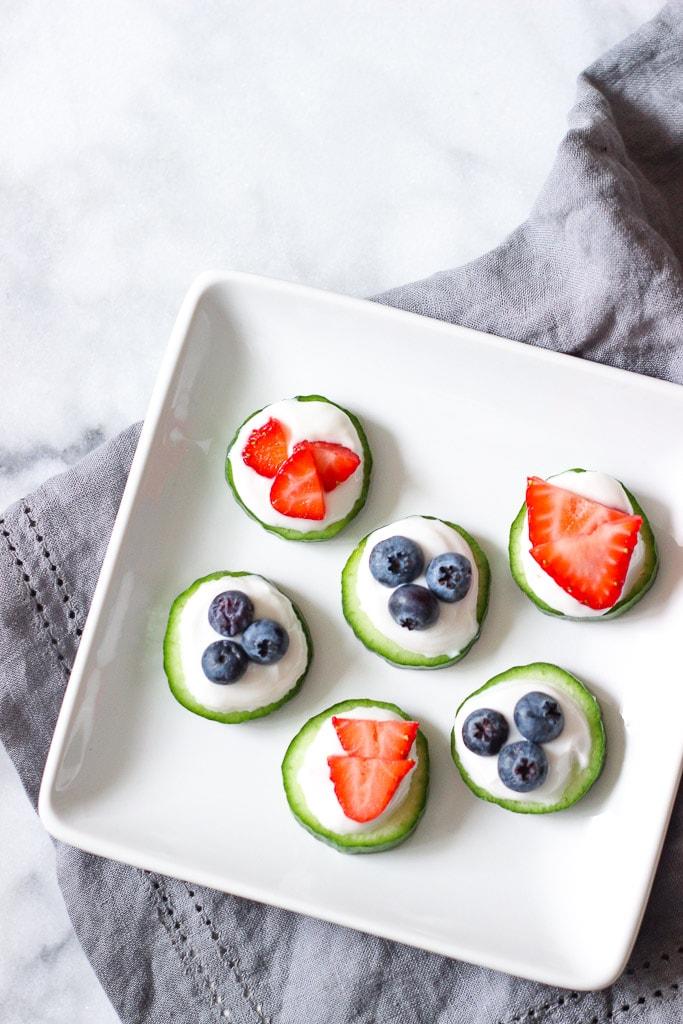 5 Healthy Snack Ideas | 3 Ingredients, No Bake | Video ...
