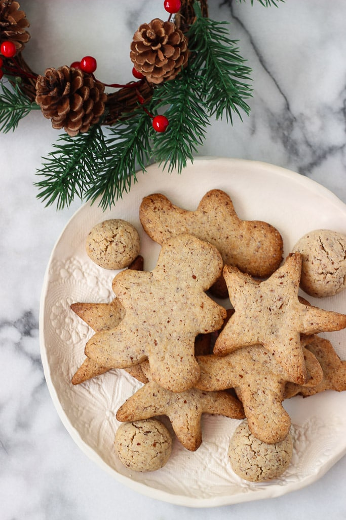 Spelt Sugar Cookies are the way to go this holiday season! Super easy and fun recipe to make! Exploring Healthy Foods