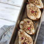 Cozy Cranberry Pear Bake