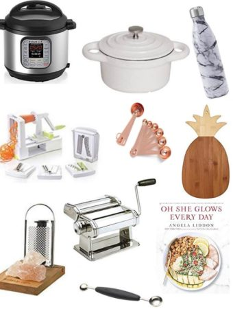 HOLIDAY GIFT GUIDE FOR THE FOODIE IN YOUR LIFE! 2017